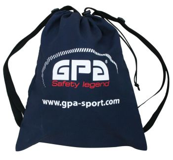 GPA Helmet Bag - Navy (Price £16.67 Exc VAT & £20.00 Inc VAT)