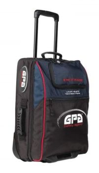 Medium GPA Cabin Travel Bag 38 cm large x 25 cm deep x 55 cm high - Navy/Black (Price £152.08 Exc VAT & £182.50 Inc VAT)