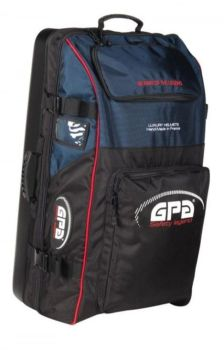 Large GPA Travel Bag 40 cm large x 28.5 cm deep x 75 cm high - Navy/Black (Price £195.83 Exc VAT or £235.00 Inc VAT)