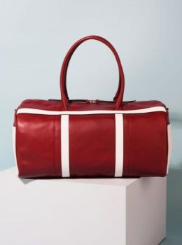 GPA 100% Leather Bag by ADI - Red - Price (£829.17 Exc VAT & £995.00 Inc VAT)