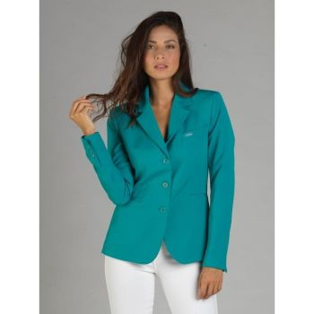 GPA NASKA Ladies Equestrian Show Jacket - Emerald Green (Price £220.83 Exc VAT & £265.00 Inc VAT)