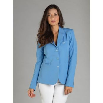 GPA NASKA Ladies Equestrian Show Jacket - Sky Blue (Price £220.83 Exc VAT & £265.00 Inc VAT)
