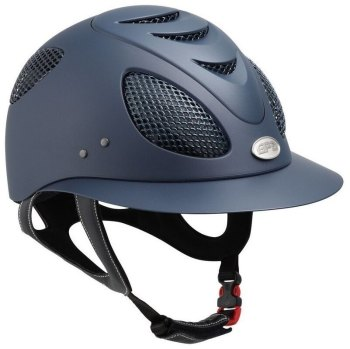GPA First Lady 2X Riding Helmet - Navy (£400.00 Exc VAT & £480.00 Inc VAT)