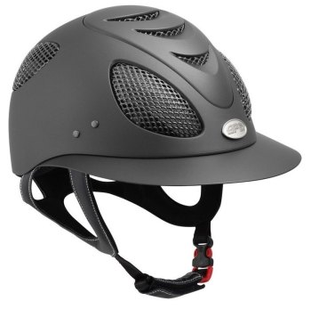 GPA First Lady 2X Riding Helmet - Grey (£400.00 Exc VAT & £480.00 Inc VAT)