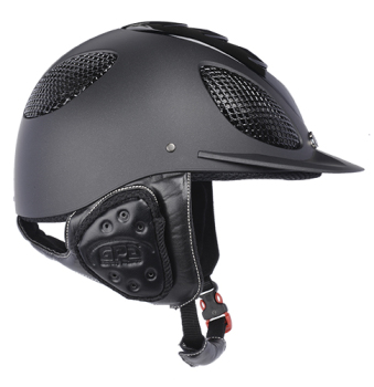 GPA Winter Ear Pads for all 2X Harness Riding Helmets - Black (£21.67 Exc VAT or £26.00 Inc VAT)