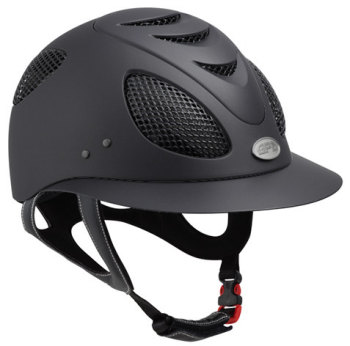 GPA First Lady 2X Riding Helmet - Black (£400.00 Exc VAT & £480.00 Inc VAT)