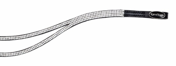"""Browband """"Duo Slim"""" Curved with rhinestones (£15.83 Exc VAT and £19.00 Inc VAT) Product Code 202 14"""