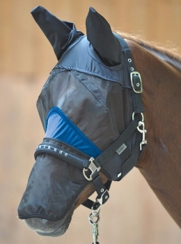 """Flymask """"Fine"""" with ears and nose piece (£27.50 Exc VAT & £33.00 Inc VAT) Product Code 361 09"""