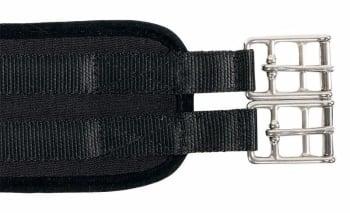 Kavalkade Klimatex Long Girth without elasticated inserts - Black (£30.00 Exc VAT & £36.00 Inc VAT) Product Code 140 01