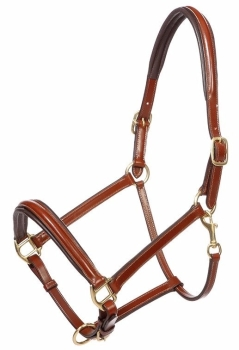 "Leather ""Charming Headcollar (£54.17 Exc VAT & £65.00 Inc VAT) Product Code 280 03"