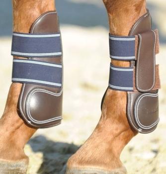 "Leather Front Protection Boots SOFT ""Dekor"" (£63.33 Exc VAT & £76.00 Inc VAT) Product Code 323 03"