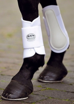 "Brushing Boots ""Softy"" Fronts (£19.58 Exc VAT & £23.50 Inc VAT) Product Code 335 03"