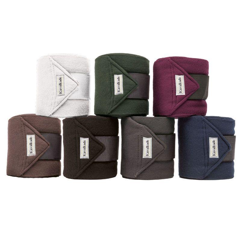 Fleece Bandages, Set of 4 (£15.83 Exc VAT & £19.00 Inc VAT) Product Code 34