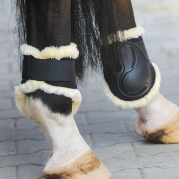 "Brushing Boots ""Competition'n wool"" Hind Legs (£31.67 Exc VAT & £38.00 Inc VAT) Product Code 336 23"