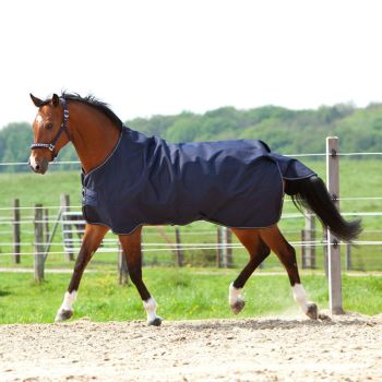 "Turnout rug ""Montreal"" available in 0g, 100g & 300g (from £65.83 Exc VAT or £79.00 Inc VAT)"