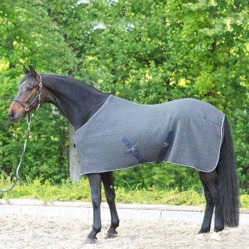 """Triton"" Cooler Rug - Dark Grey (£55.00 Exc VAT or £66.00 Inc VAT) Product Code 487 02"