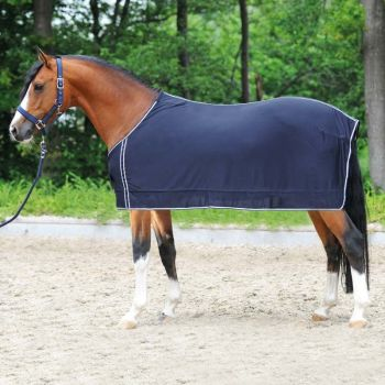 "Cooler ""Kavalfunction"" Rug - Navy (£27.50 Exc VAT or £33.00 Inc VAT) Product Code 486 02"