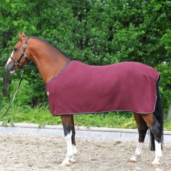 "Fleece cooler ""Ecoline"" Rug - Various Colours (£22.08 Exc VAT or £26.50 Inc VAT) Product Code 482 01"