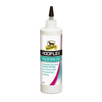 Hooflex® Thrush Remedy 355ml (£15.83 Exc VAT or £18.99 Inc VAT) Product Code 506 01