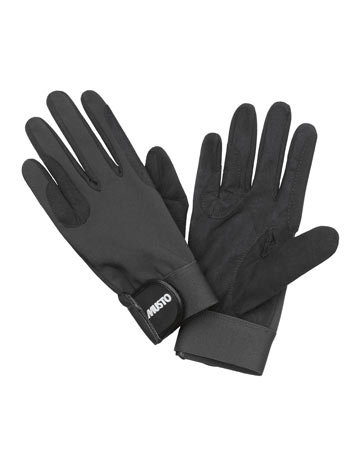 musto wet riding gloves
