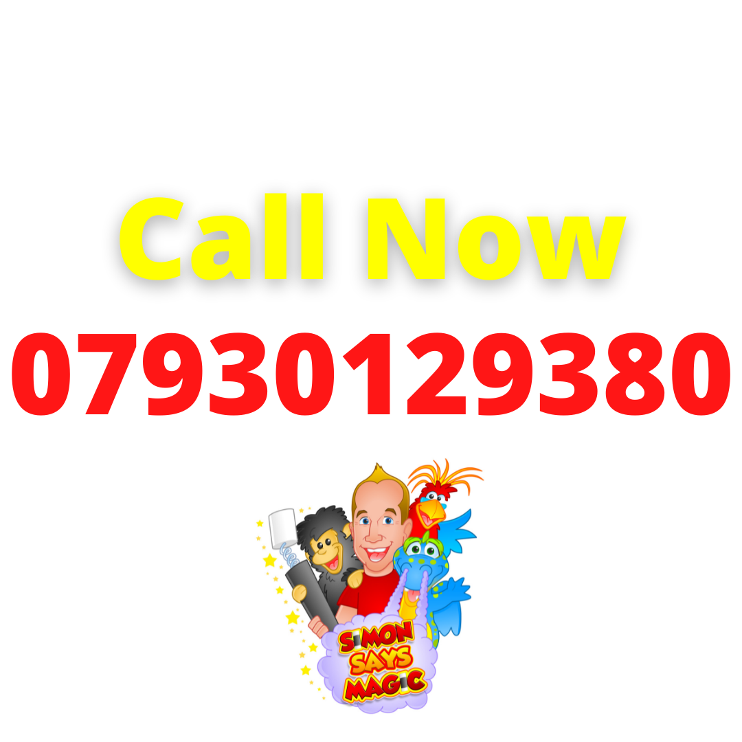 book an awesome magic party with us today