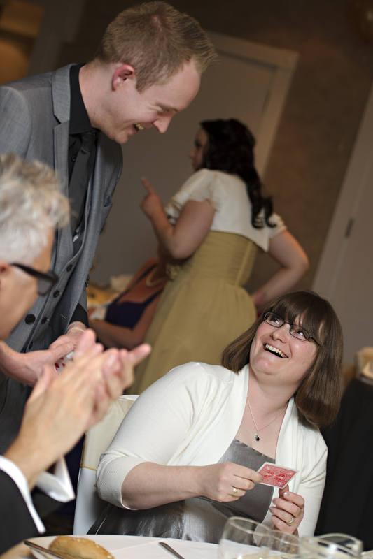 Walkaround Wedding Magic