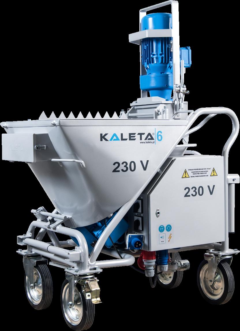 Kaleta 6/230 - some to pft G4