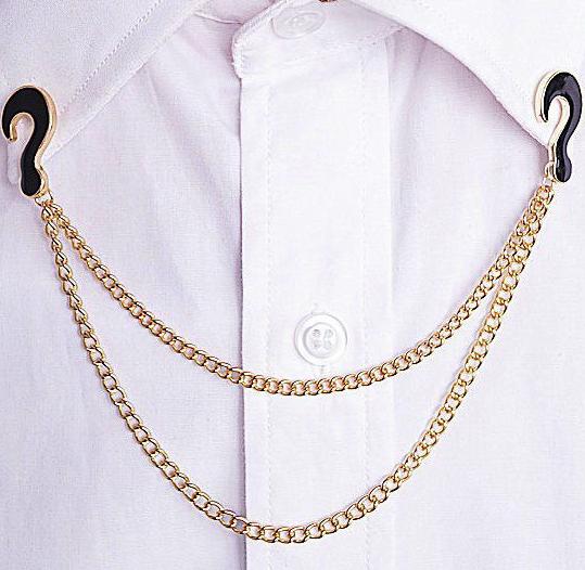 Question Mark Collar Tips