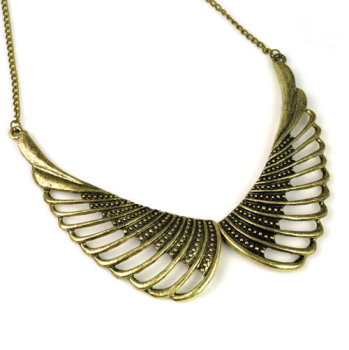 Collar Wing Necklace