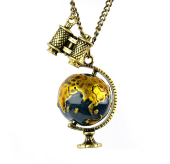 Around the World Necklace