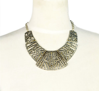 Silver Weave Necklace