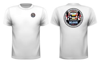 IMM 2016 Belgium T-shirt