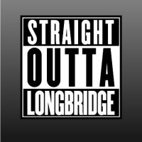 Straight out of Longbridge Stickers
