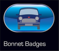 Bonnet and boot Badges