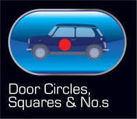 Door and Bonnet Circles