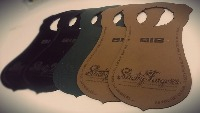 Leather Fuel Bibs