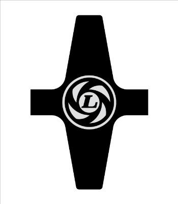 Leyland Mini Clubman Grille Badge