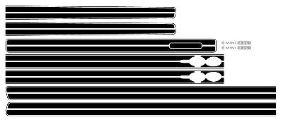 Clubman Estate stripes