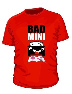 bad mini t shirt. Black Bedroom Furniture Sets. Home Design Ideas