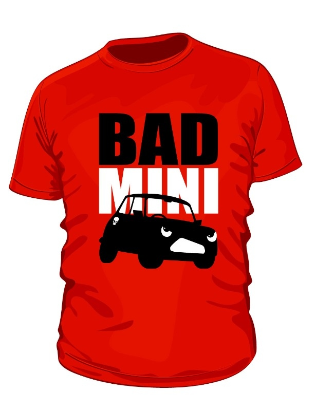 bad mini t shirt. Black Bedroom Furniture Sets. Home Design Ideas