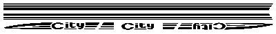 Mini City Stripe Kit