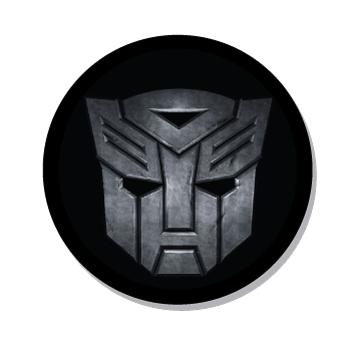 Classic Mini Wheel Centre - Transformers