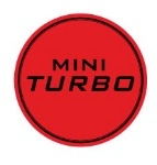 Classic Mini Wheel Centre - Mini Turbo