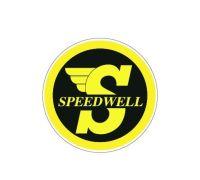 Classic Mini Replica Speedwell Bonnet Badge