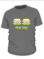 Mini ons T Shirt
