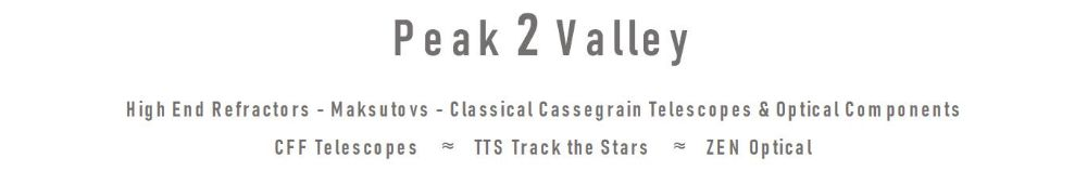 Peak2Valley Instruments, site logo.
