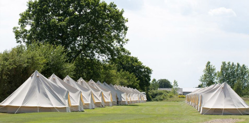 silverstone wow tents