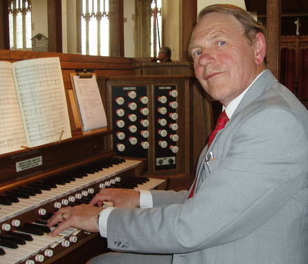 organ at chipping