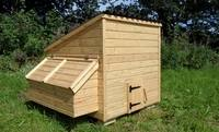 Pent Roof Chicken Coops