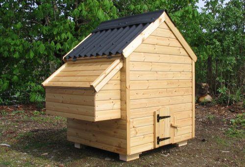 'Large' Chicken Coop<p><p><p>
